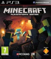 Minecraft: Playstation 3 Edition (PS3, русская версия)