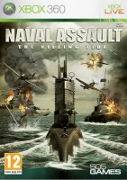 Naval Assault: The Killing Tide (xbox 360) RT