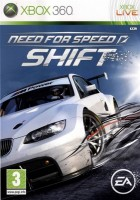 Need for Speed: Shift (Xbox 360, русская версия)