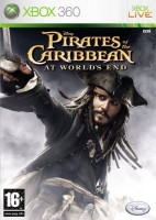 Pirates of the Caribbean At World's End (xbox 360)