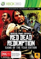 RED DEAD REDEMPTION GAME OF THE YEAR EDITION (XBOX 360)