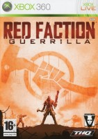 Red Faction Guerilla (xbox 360) RF