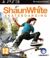 Shaun White: Skateboarding (ps3)