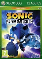 Sonic: Unleashed (xbox 360) RT