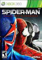 Spider Man: Shattered Dimensions (xbox 360) RT