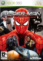 Spider Man: Web of Shadows (xbox 360)