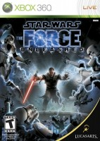 Star Wars: The Force Unleashed (xbox 360) RT