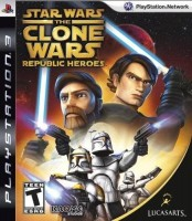 Star Wars. The Clone Wars: Republic Heroes (ps3)