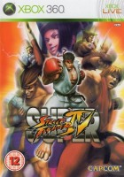Street Fighter IV SUPER (xbox 360)