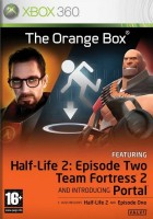The Orange Box (Half-Life2) (xbox 360)