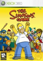 The Simpsons: The Game (xbox 360)