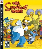 Simpsons The Game (ps3)