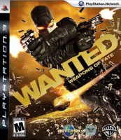 WANTED Weapons of fate англ. / Особо Опасен Орудие судьбы (ps3)