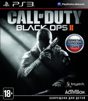 Call of Duty: Black Ops II (PS3, русская версия)