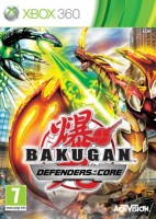 Bakugan: Defenders of the Core (XBOX 360)