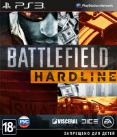 Battlefield: Hardline (PS3, русская версия)