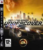Need for Speed: Undercover (PS3, русская версия)