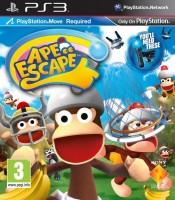 Ape Escape (PS Move) (ps3)