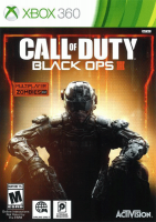 Call of Duty: Black Ops III (Xbox 360, русская версия)