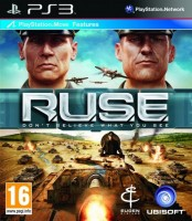 RUSE / R.U.S.E (PSMove) (ps3)