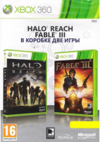 Halo Reach + Fable III (Xbox 360)