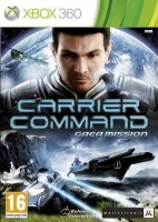 Carrier Command Gaea Mission (Xbox 360, русские субтитры)
