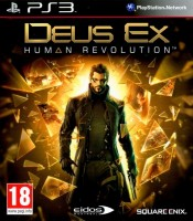 Deus Ex. Human Revolution (ps3)