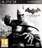 Batman: Arkham City / Аркхем Сити (ps3)
