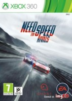 Need for Speed: Rivals (Xbox 360, русская версия)