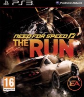 Need for Speed The Run (PS3, русская версия)