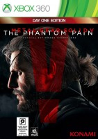 Metal Gear Solid V: The Phantom Pain (Xbox 360, русские субтитры)