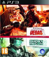 Tom Clancy's Rainbow Six Vegas 2 + Ghost Recon Advanced Warfighter 2 (PS3)