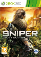 Снайпер: Воин Призрак / Sniper: Ghost Warrior (xbox 360)