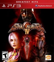 Soulcalibur IV (ps3)