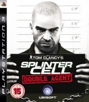 Tom Clancy`s Splinter Cell: Double Agent (ps3)