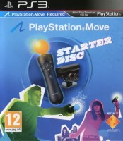 Starter Disc Move PS3