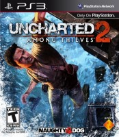 Uncharted 2: Among Thieves (PS3, русская версия)
