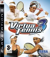 Virtua Tennis 3 (PS Move) (ps3)