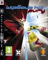 WipEout HD Futy (ps3)