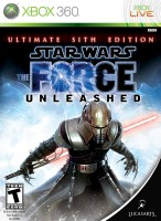 Star Wars: The Force Unleashed. Ultimate Sith Edition (Xbox 360)
